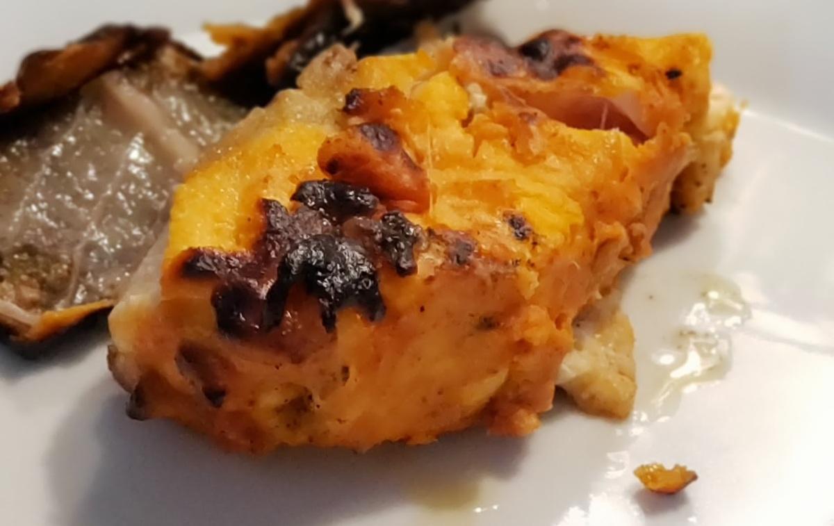 Tandoori Salmon Pakora